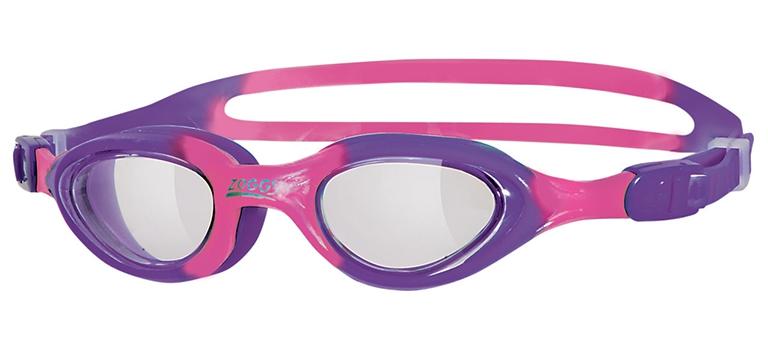 Очки для плавания детские ZOGGS Super Seal Little Pink (0-6 лет)