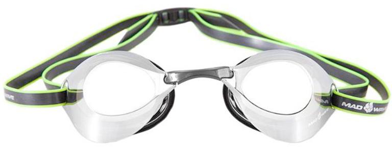Очки для плавания MadWave Turbo Racer II Mirror