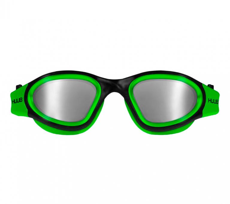 Очки для плавания поляризованные HUUB Aphotic Green Polarized