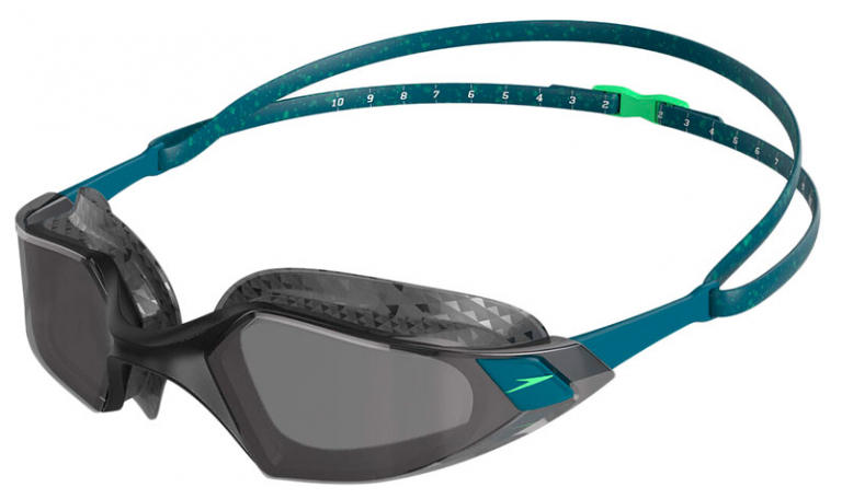 Очки для плавания Speedo Aquapulse Pro Black/Turquoise - D642