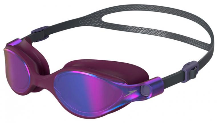 Очки для плавания женские Speedo Virtue Mirror Female Purple - D635