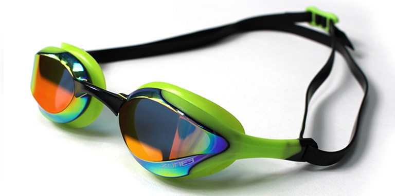 Очки для плавания ZONE3 Volare Streamline Racing Mirror Goggles