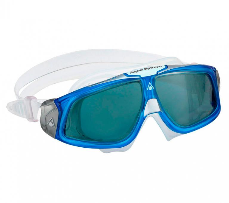 Очки-маска для плавания Aqua Sphere Seal 2.0, blue/black