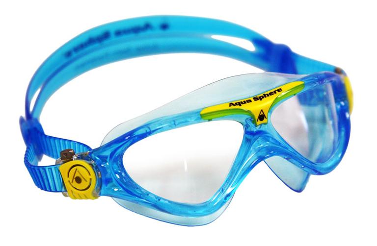 Очки-маска для плавания детские Aqua Sphere Vista Junior (6-12 лет)