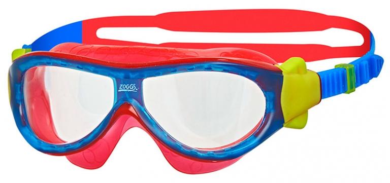Очки-маска для плавания детские ZOGGS Phantom Kids (0-6 лет)