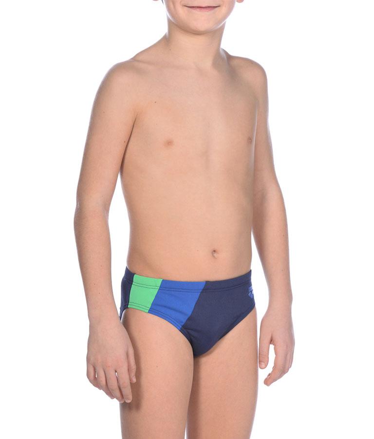 Плавки детские Arena Diagonal Stripe Brief Junior