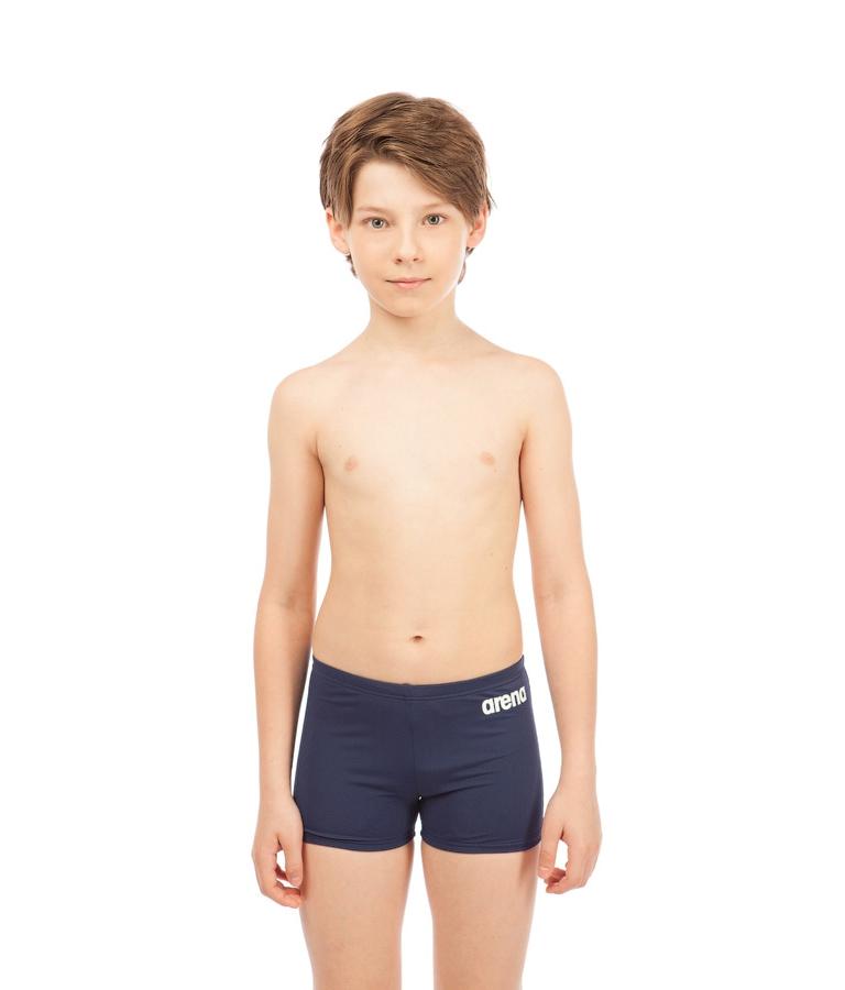 Плавки детские Arena Solid Short Junior Navy