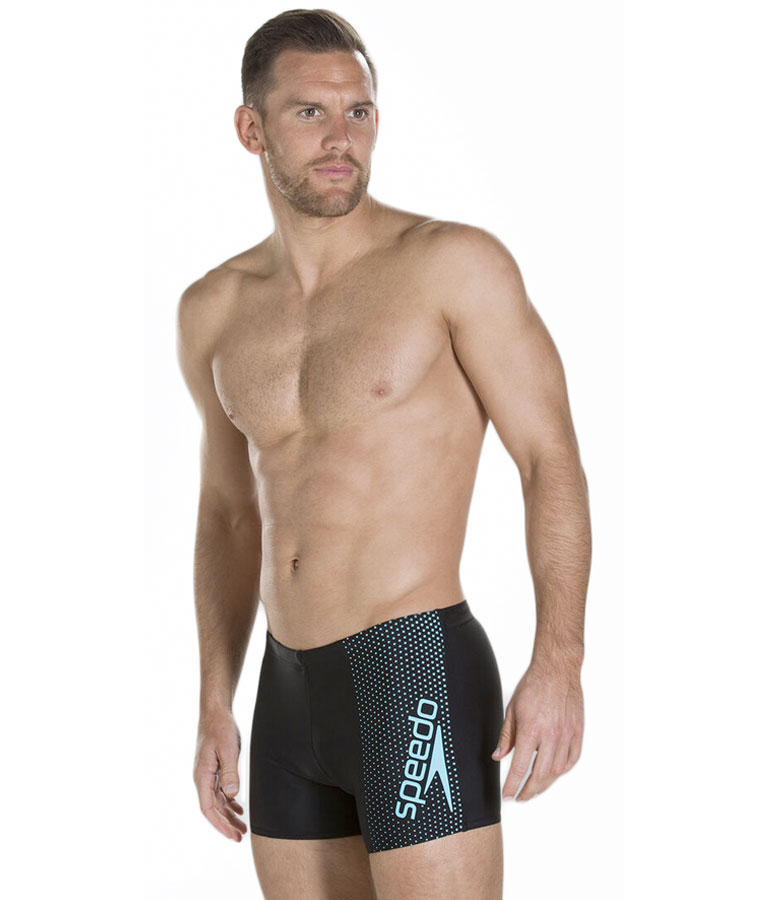 Плавки мужские Speedo Gala Logo Aquashort Black