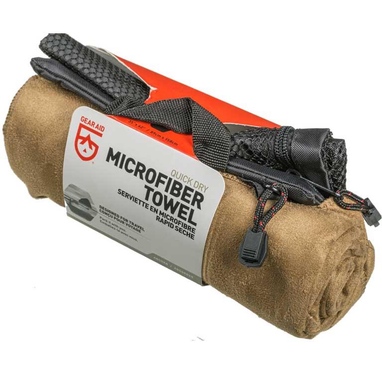 Полотенце из микрофибры McNett Micronet Mokko (77 х 128 см)
