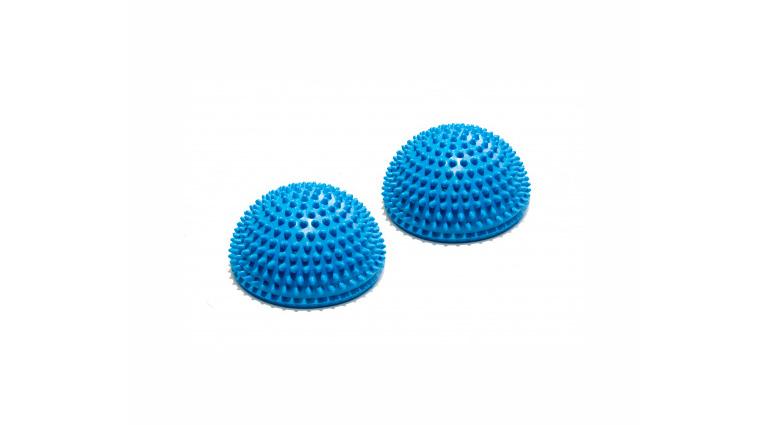 Полусфера босу массажно-балансировочная OFT (набор 2 шт) Blue