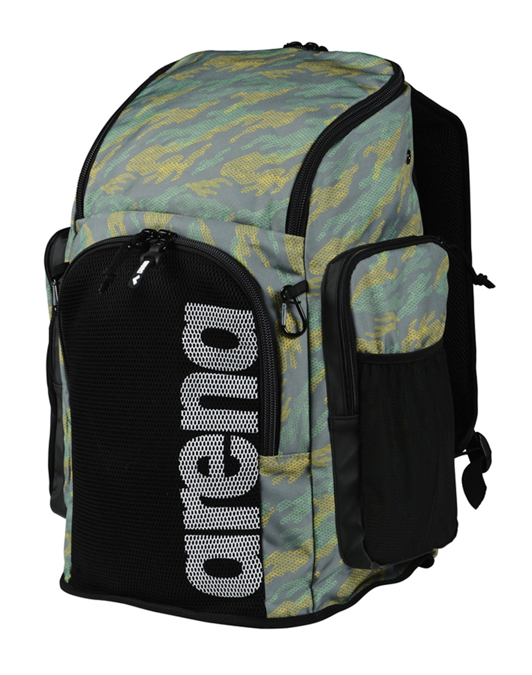 Рюкзак Arena Team Backpack Allover Khaki (45 л)