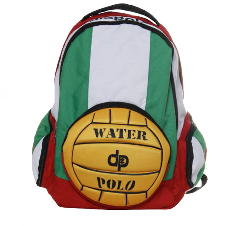 Рюкзак для водного поло Diapolo WP Backpack Red (30 л)