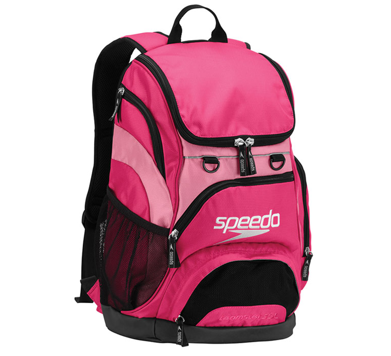 Рюкзак Speedo Teamster Backpack Pink (35 л)