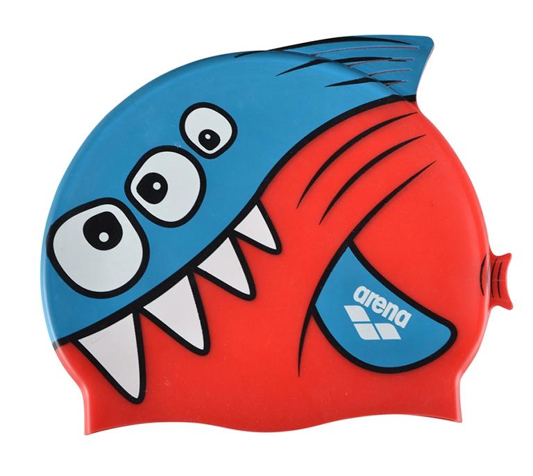 Шапочка для плавания детская Arena AWT Fish Cap (6-12 лет) SS19