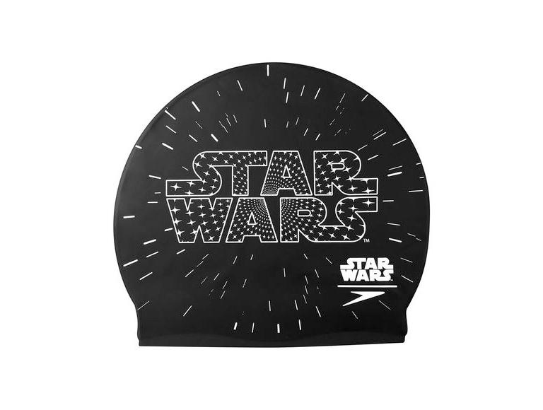 Шапочка для плавания детская Speedo Slogan Cap Junior Star Wars (6-12 лет)