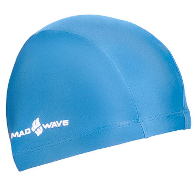 Шапочка для плавания MadWave Adult Lycra