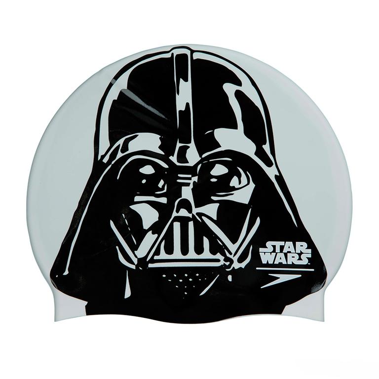 Шапочка для плавания Speedo Slogan Print Cap AW19 Star Wars