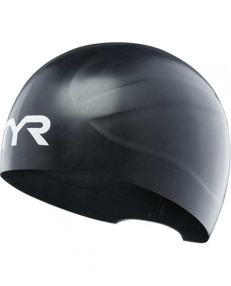 Шапочка для плавания стартовая TYR Wall-Breaker 2.0 Racing Cap