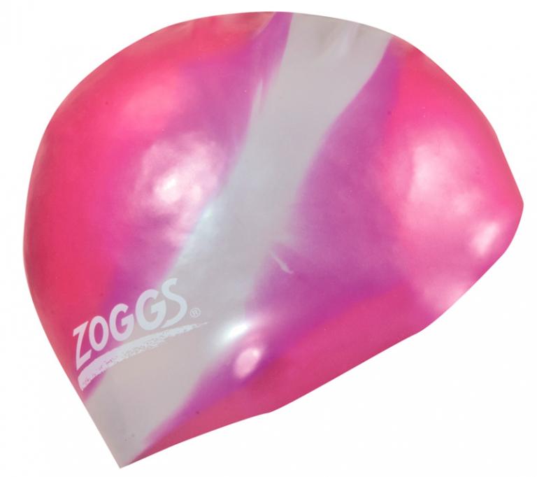розовый/серебристый