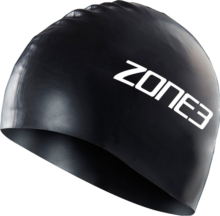 Шапочка для плавания ZONE3 Silicone Swim Cap