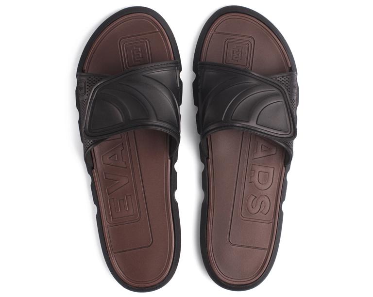 черный/бежево-коричневый