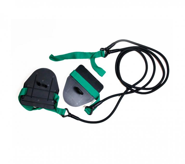 Тренажер для пловцов с лопатками Streda легкая нагрузка