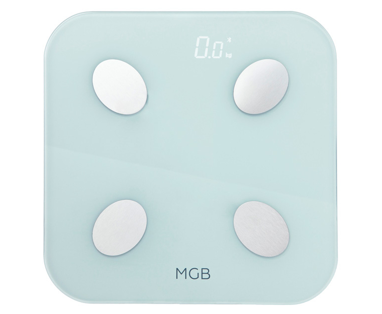 Умные весы MGB Body Fat Scale (Glass Edition)