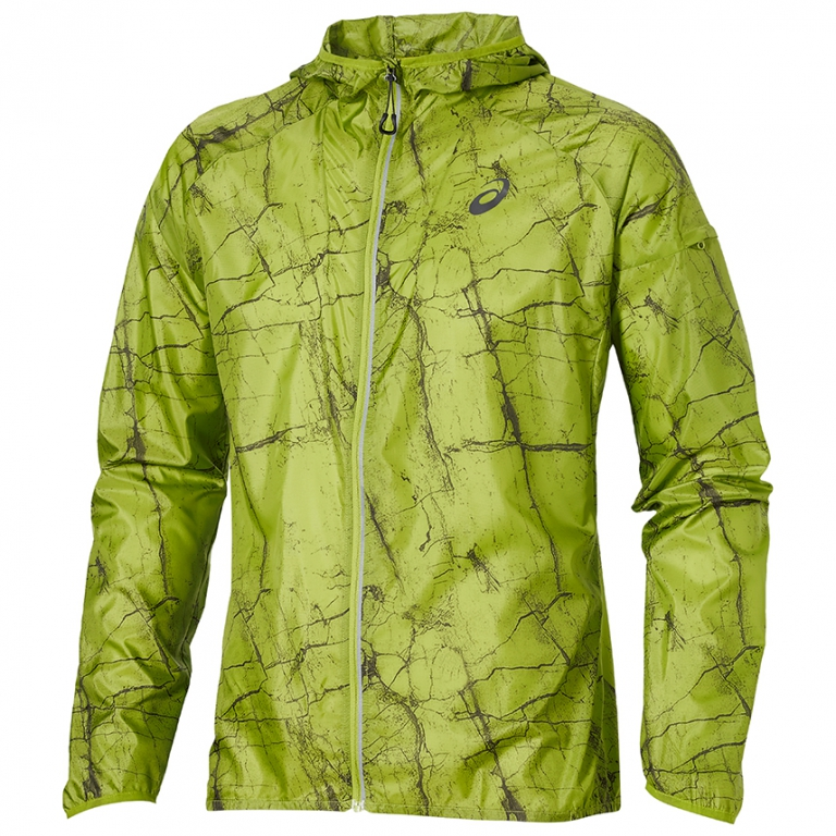 Ветровка Asics Fujitrail Packable Jacket