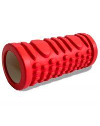 Цилиндр массажный OFT, 33 x 14 см, красный