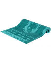 Коврик для йоги и фитнеса Lite Weights 183 х 61 х 0,5 см Зеленый