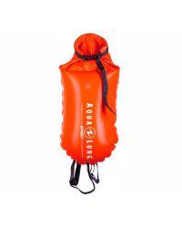 Надувной буй Aqua Sphere Towable Dry Bag
