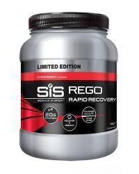 Напиток белково-углеводный для восстановления SiS Rego Rapid Recovery Strawberry, 1 кг