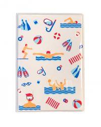 Обложка (чехол) для паспорта Proswim Water Sports
