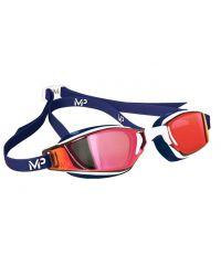 Очки для плавания Michael Phelps XCEED Titanium Mirror