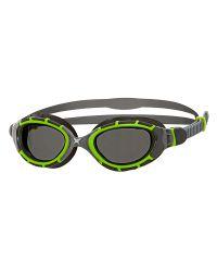 """Очки для плавания ZOGGS с линзами """"хамелеон"""" Predator Flex Titanium Reactor"""