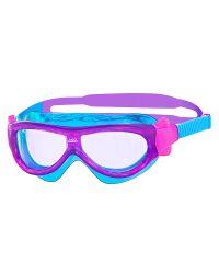 Очки-маска для плавания детские ZOGGS Phantom Kids Violet (0-6 лет)