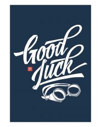 Открытка Proswim Good Luck