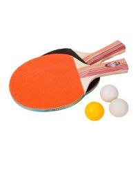 Ракетки (2 шт) для настольного тенниса с 3 мячами в комплекте Streda