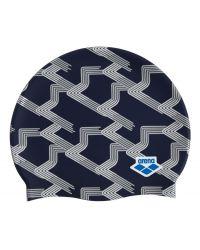 Шапочка для плавания Arena Team Stripe Cap FW21
