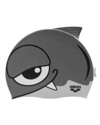 Шапочка для плавания детская Arena AWT Fish Cap (6-12 лет)