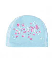 Шапочка для плавания детская Speedo Printed Junior Pace Cap (6-12 лет)