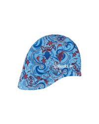 Шапочка для плавания детская Speedo Sea Squad Polyester Cap SS18