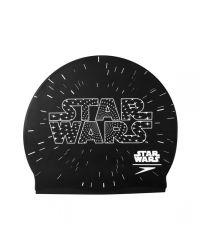 Шапочка для плавания детская Speedo Star Wars Junior Slogan Cap