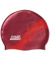 Шапочка для плавания детская ZOGGS Multi Colour Cap Junior (6-12 лет)