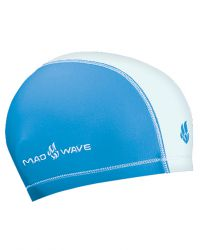Шапочка для плавания MadWave Duotone