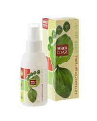 Спрей-дезодорант для ног антибактериальный Микоспрей, 100 мл