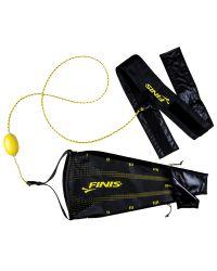 Тормозной пояс для плавания с парашютом Finis Drag+Fly
