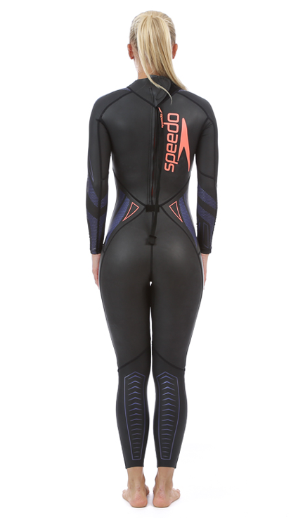 Гидрокостюм для триатлона женский Speedo Fastskin Xenon Thin Swim Female  Wetsuit 26daaec23