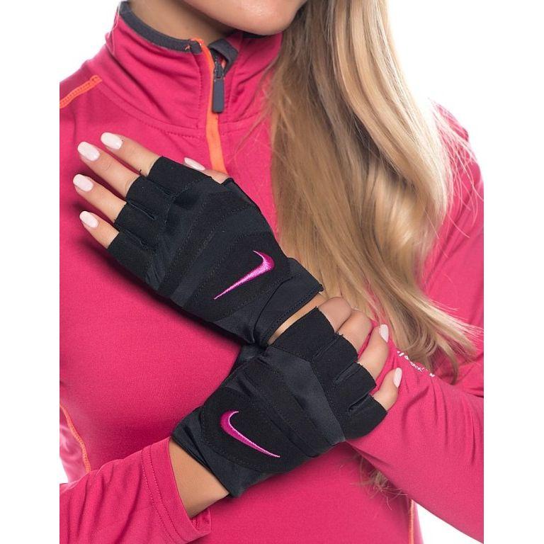 c4ad83cccbcb0 Nike Перчатки для зала женские Vent Tech Training Gloves  купить по ...